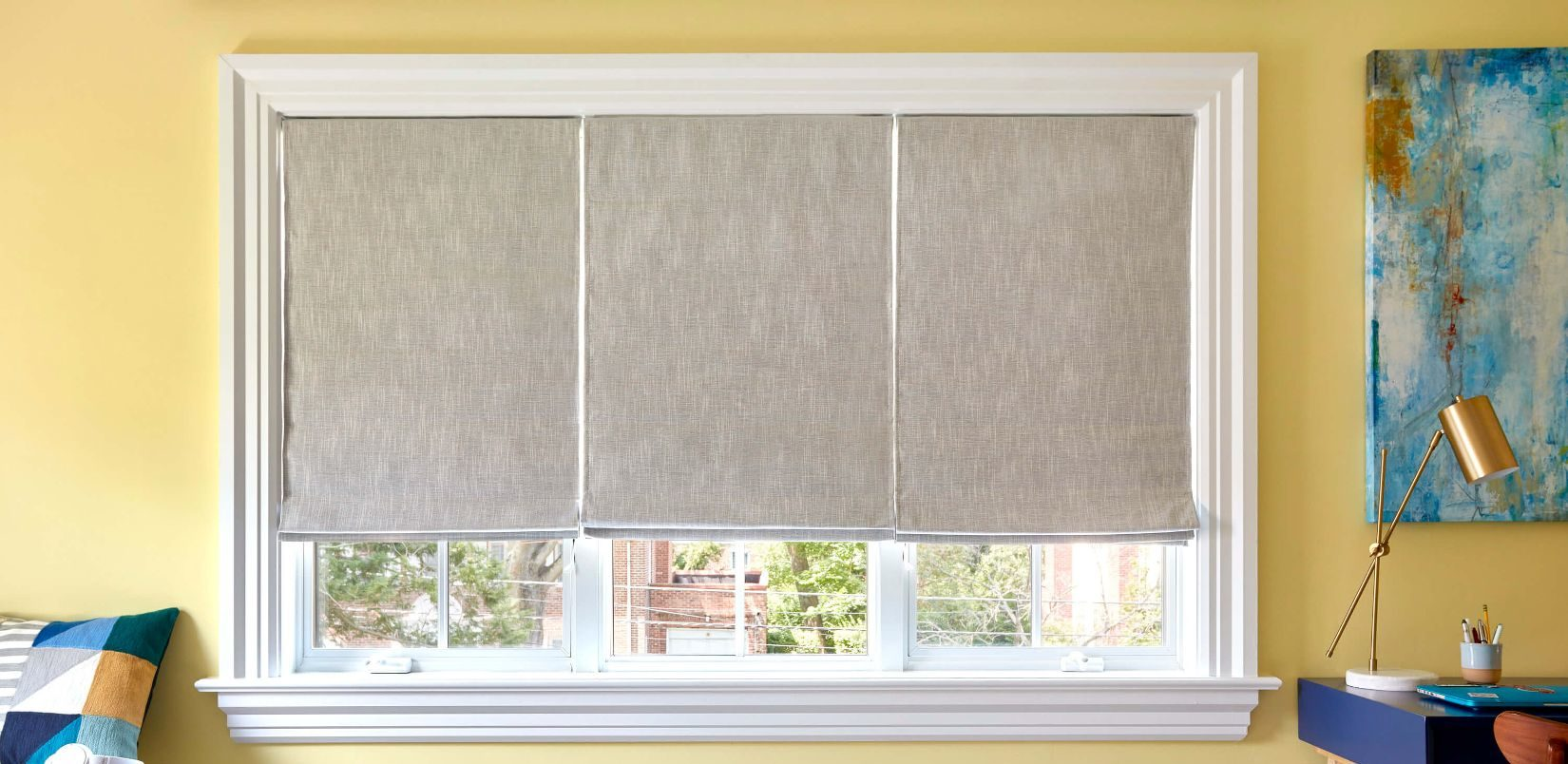 Roman Shades Toronto Windowfashionsdepot Com